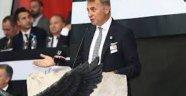 Beşiktaş'ın yeni yönetimi açıklandı!