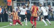 Beşiktaş 2 golle 3 puanı aldı 2-1