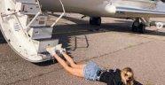 İnstagram'da yeni moda 'fallingstars'