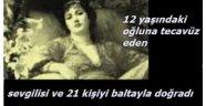 İstanbul'un ilk kadın mafyası Baltalı Hano kimdir?