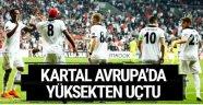 Beşiktaş Sarpsborg'u devirdi 3-1
