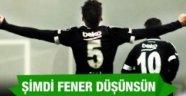 Beşiktaş Fenerbahçe'yi bekliyor!
