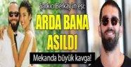 Şarkıcı Berkay'ın burnunu kıran futbolcu Arda Turan'dan açıklama