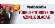 Türkler Türkiye'de azınlık olacak