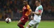 Galatasaray Bursaspor 1-1