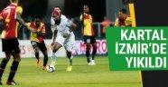 Beşiktaş İzmir'de Göze geldi 0-2