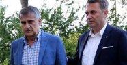 Şenol Güneş'ten kur çıkışı! İmzayı atmadı ve Beşiktaş...