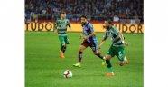 Trabzonspor 1 - 1 Bursaspor