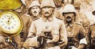 Atatürk'ü kurtaran saat nerede? Almanya'dan ihbar...