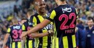 Fenerbahçe, Aytemiz Alanyaspor'u 2-0 mağlup