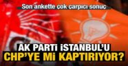 Önümüzdeki Pazar seçim olsa İstanbul'u kim alacak
