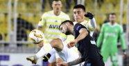 Fenerbahçe 0 - 0 Dinamo Zagreb