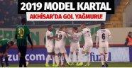 Beşiktaş iyi başladı 3 gol 3 puan