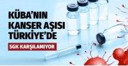 Küba'nın kanser aşısı Türkiye'ye geldi