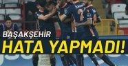 Antalyaspor-0 Başakşehir 1 Lider Galip