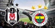 Beşiktaş - Fenerbahçe derbisinin oranları belli oldu