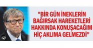 Bill Gates ve İnekler