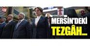 Mersin'deki tezgâh...
