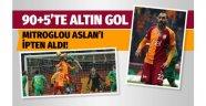 Galatasaray Akhisarspor 1-0
