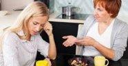 Kaynana ile yaşamak artık boşanma nedeni