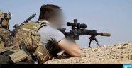 ABD İngiltere ve Fransa askerleri PKK'yla....