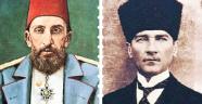 Abdülhamid'in kaleminden Atatürk