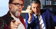 Ahmet Hakan: Erkan Petekkaya sarhoş bir şekilde telefonla arayıp ana avrat küfretti