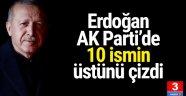 AK Parti'de 10 isme tırpan