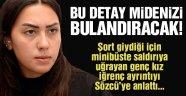 Asena Melisa Sağlam isyan etti