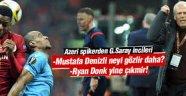 Azeri spikerden Galatasaray incileri