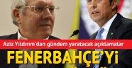 Aziz Yıldırım: Ali Koç'un adaylığı Fenerbahçe'yi böldü