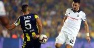 Beşiktaş Fenerbahçe yenişemedi 1-1