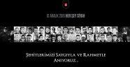 """Beşiktaş Kulübü'nden """"10 Aralık 2016 Her Şey Siyah"""" paylaşımı"""