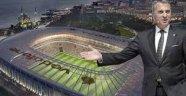 Beşiktaş Vodafone Park'ta haciz şoku!