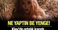 Beşiktaş'ın eski kalecisi Denys Boyko'nun eşi Valeria'ya büyük tepki!
