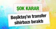 Beşiktaşlı yönetici istifa kararı aldı
