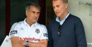 Beşiktaş'ta 4 ayrılık! Şenol Güneş bileti kesti