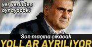 Beşiktaş'ta Şenol Güneş dönemi sona eriyor!