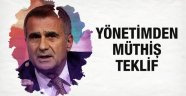 Beşiktaş'tan Şenol Güneş'e müthiş teklif