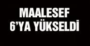Bingöl ve Diyarbakır'dan acı haberler