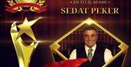 Bu da oldu: Sedat Peker'e 'en iyi iş adamı' ödülü