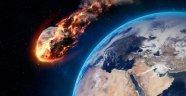 Büyük göktaşı Atlas Okyanusu üstünde patladı
