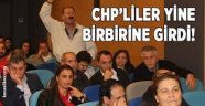 CHP teşkilatı sosyal medyada birbirine girdi