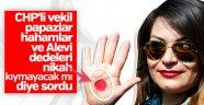 CHP'li Murat Bakan papazları ve hahamları sordu