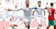 Christiano Ronaldo Juventus'ta