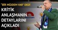 Cumhurbaşkanı Erdoğan seçim startını verdi: Bir müjdem var