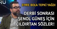 Emre Bol'dan Fenerbahçe-Beşiktaş ve Şenol Güneş için çıldırtan sözler!