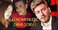 Enes Batur, Kerimcan Durmaz ve Danla Bilic'e suç duyurusu