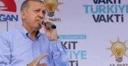 Erdoğan'ın mitingine katılana polis olma vaadi