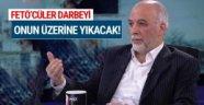 Erdoğan'dan bomba iddia! Darbeyi onun üzerine yıkacaklar